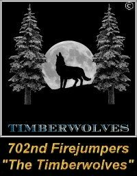 702nd Firejumper Company - The Timberwolves