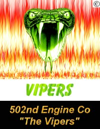 502nd Engine Company - The Vipers